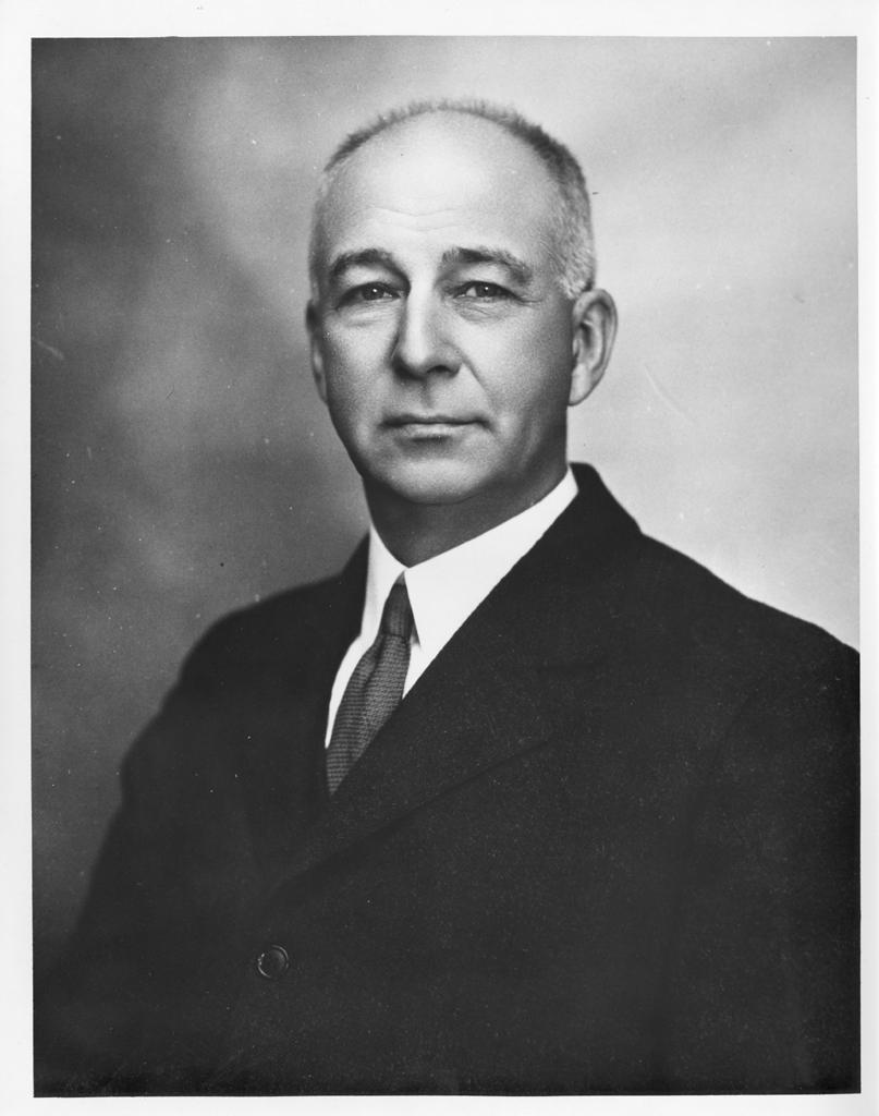 Botanist Frederick Vernon Coville (1867-1937).