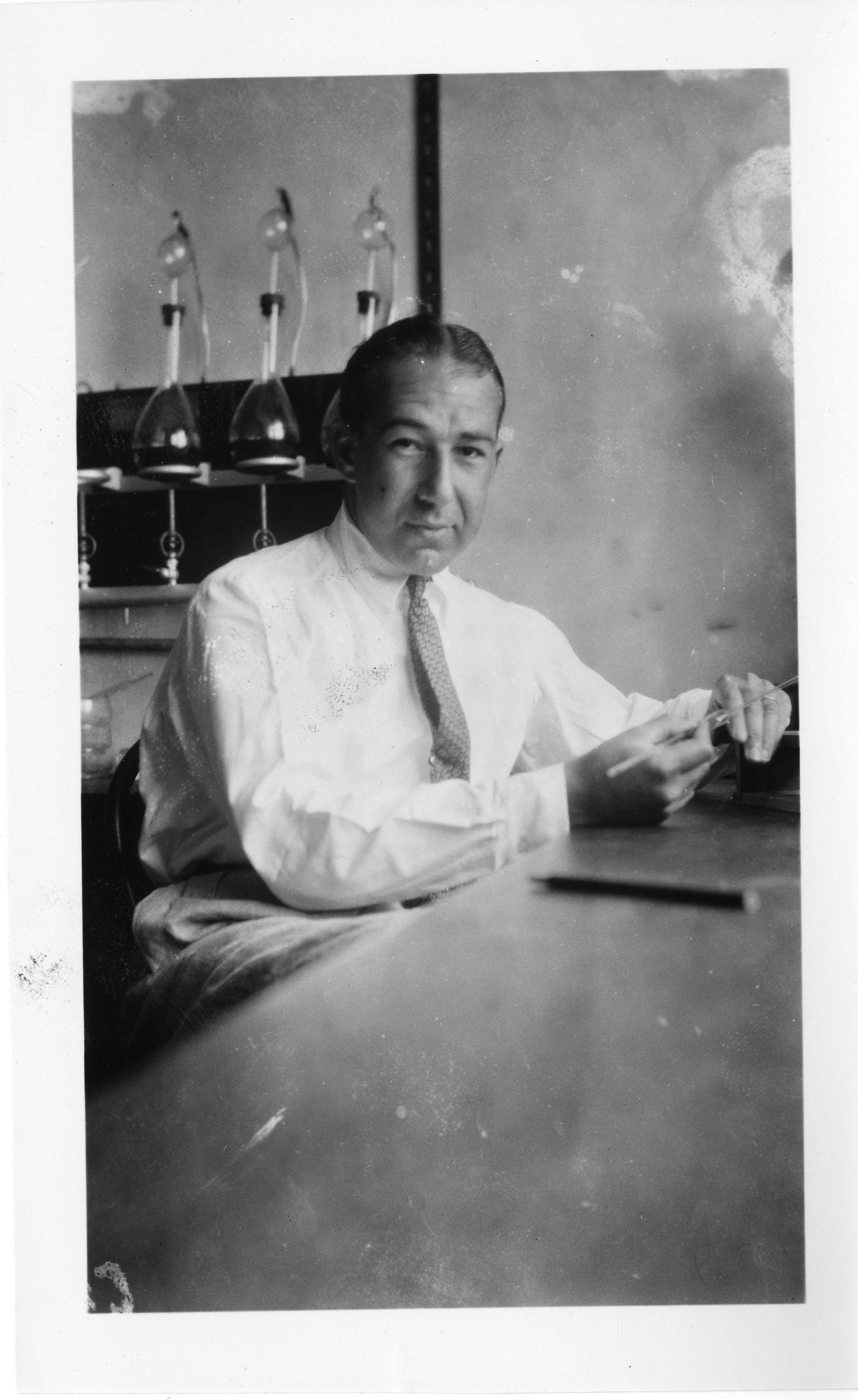Edwin Joseph Cohn (1892-1953).
