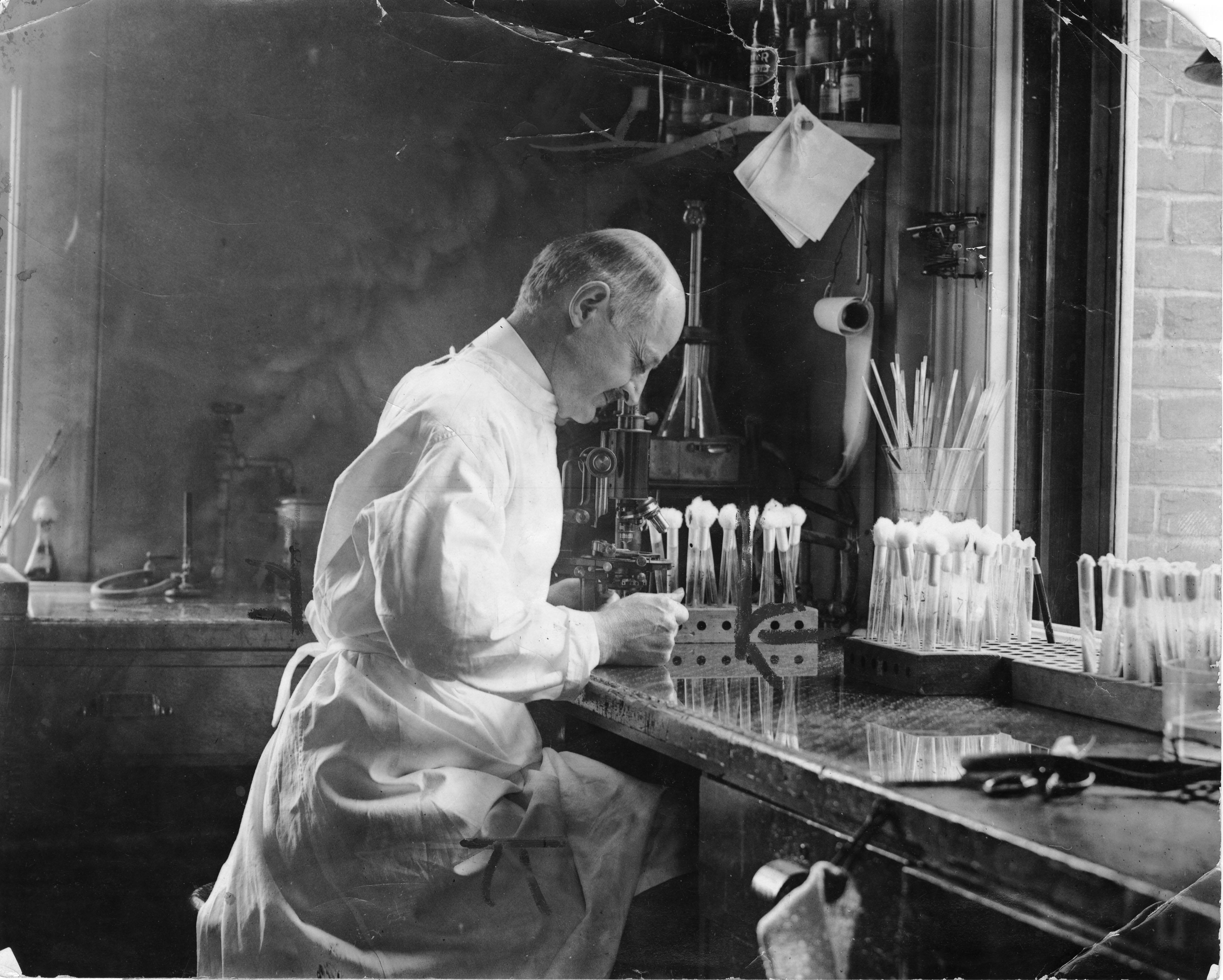 Edward Francis, M.D. (1872-1957).