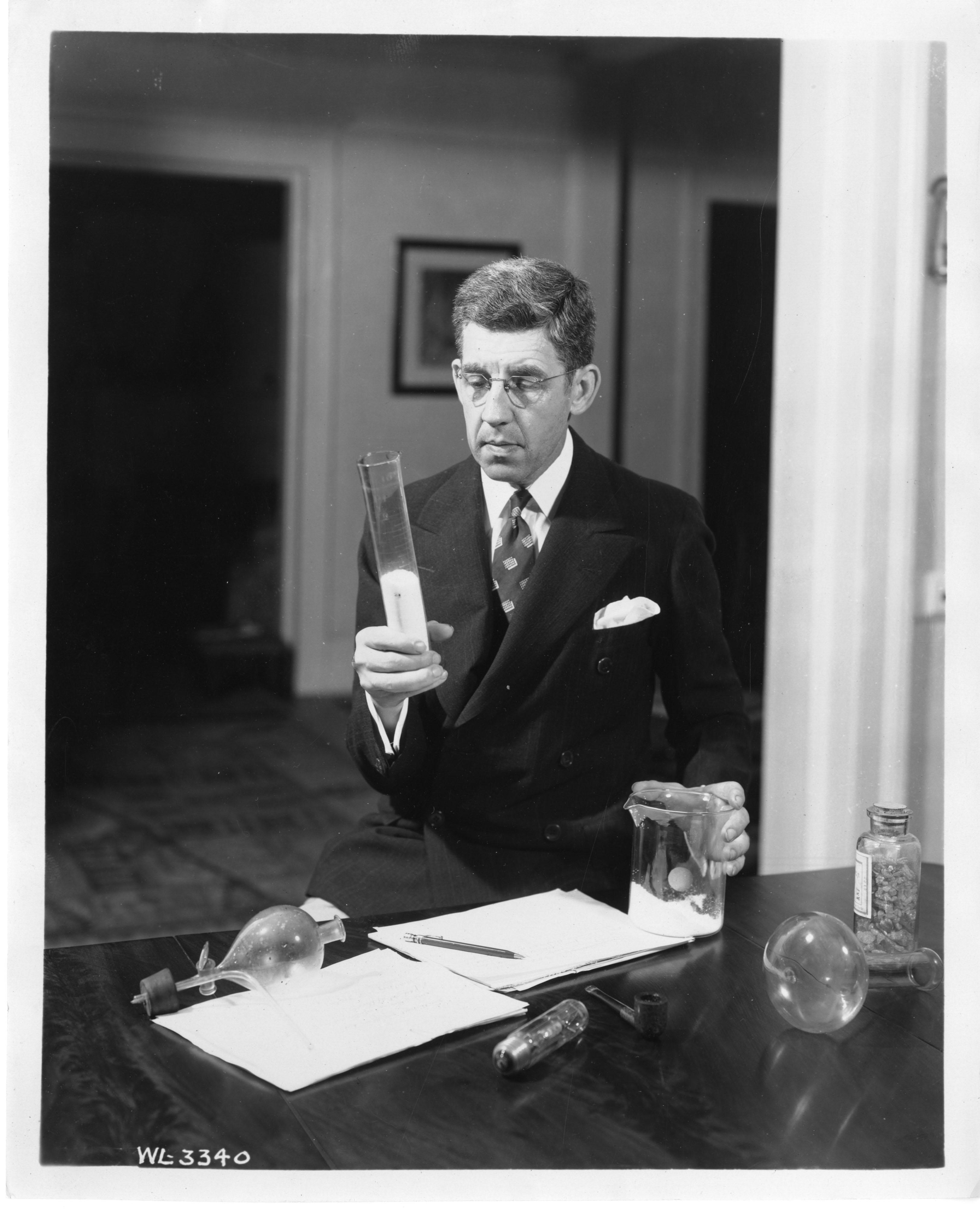 Samuel Galloway Hibben (1888-1972).