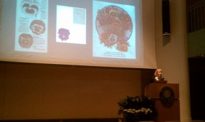 Joyce Connolly of the Smithsonian's Archives of American Gardens gives a lecture on Dr. J. Horace Mc