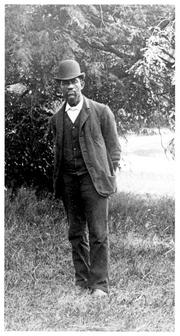 Solomon G. Brown, by Unknown, 1891