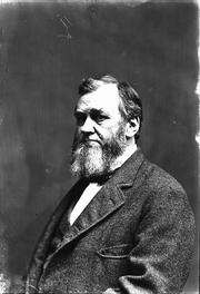 Spencer Fullerton Baird, by Unknown, c. 1880s