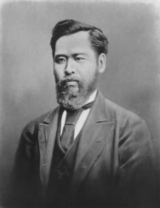 Portrait of Mori Arinori, Courtesy of the National Diet Library, Japan.