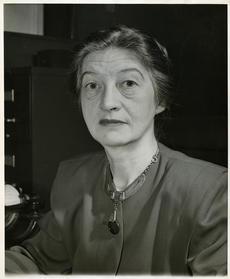 Catherine MacKenzie (Bierstadt) (ca. 1894-1949), 1947.