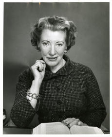 Lois Mattox Miller.
