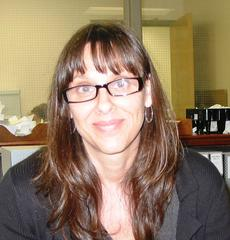 Gina Rappaport, Photo Archivist, National Anthropological Archives.