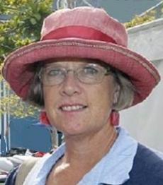 Writer Hettie Ashwin.