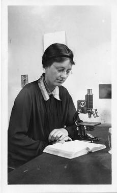 British botanist Kathleen Mary Drew-Baker (1901-1957), born in Leigh, Lancashire, is best known for
