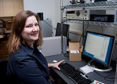 Lynda Schmitz Fuhrig, Electronic Records Archivist, Smithsonian Institution Archives.
