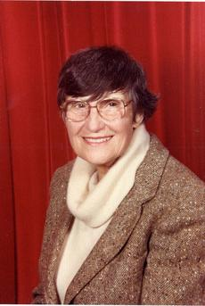 Roxie Collie Laybourne in 1980
