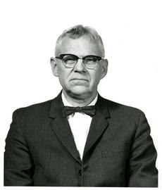 Leonard P. Schultz, by unknown, 1968.