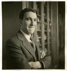 Frank Taylor, 1936, by Ruel P. Tolman, Smithsonian Institution Archives, Record Unit 7433, SIA2012-2