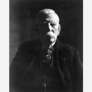 Oliver Wendell Holmes, 1935, by Clara Sipprell, gelatin silver print, National Portrait Gallery, Beq