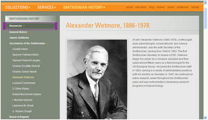 SIA's Resources Secretaries Alexander Wetmore Page