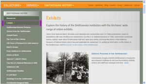 SIA's Exhibits Page