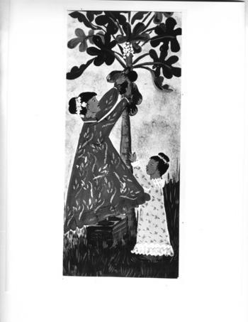 Hawaiian Children's Art (1962), unidentified artist, Smithsonian Institution Traveling Exhibition Se