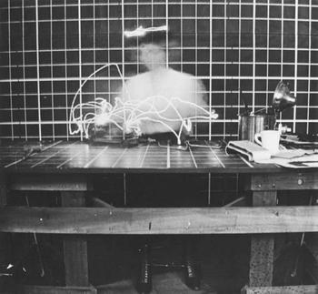 Motion Efficiency Study, Frank Gilbreth, c. 1914