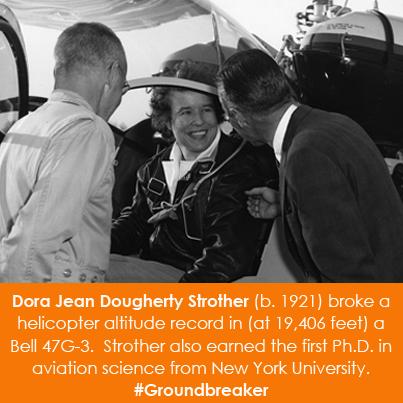 Dora Jean Dougherty Strother (b. 1921)