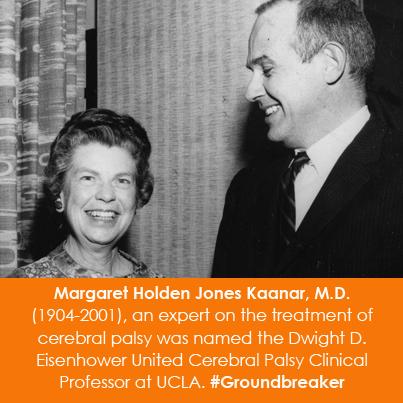 Margaret Holden Jones Kaanar, M.D. (1904-2001)
