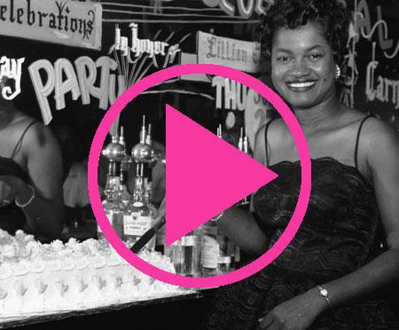 Lillian Cooper birthday party, June 27, 1957, by Scurlock Studio (Washington, D.C.), Silver gelatin