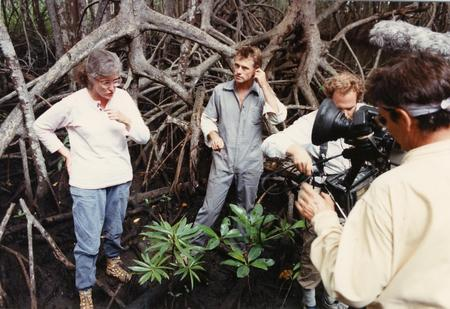 Videohistory interview at the Smithsonian Tropical Research Institute, 1990.