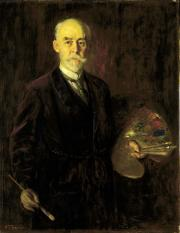 Dr. William Henry Holmes, Nicholas R. Brewer, n.d. Smithsonian American Art Museum