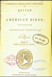Book title page, golden in color with small picture of Smithson and multi-color stamps