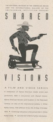 Shared Visions: A Film and Video Series, 1993. Accession 17-252, Smithsonian Institution Archives.