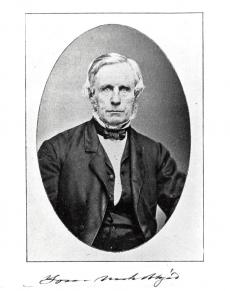 Portrait of William Jervis Hough, elected to the U.S. House of Representatives, 1845-1847, Record Un