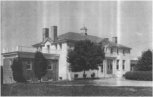 Cardinal Gibbons Institute, 1924-1967.