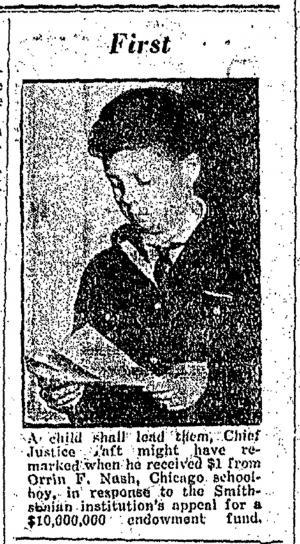 Orrin F. Nash, Urbana Daily Courier, December 30, 1925, Illinois Digital Newspaper Collections, Univ