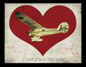 """I Just Plane Like You!"" - ""Winnie Mae"" on exhibit in the Arts and Industries Building, Smithsonian"