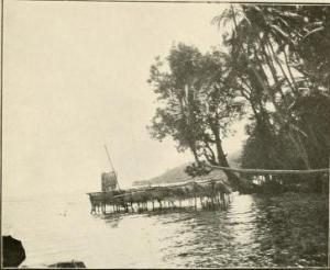 Lake Singkarak, Sumatra, 1901, by C. G. Abbot