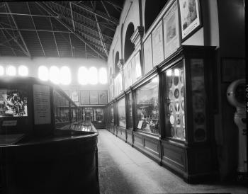 The Public Health Exhibit in the Arts and Industries Building, 1925.
