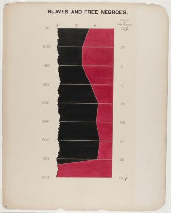 W. E. B. Du Bois data visualization