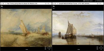 The Getty's IIIF viewer, via the Getty blog.