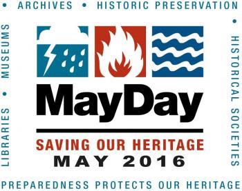 MayDay 2016 logo