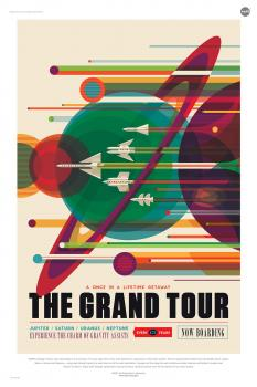 Free NASA Posters, image courtesy NASA/JPL.
