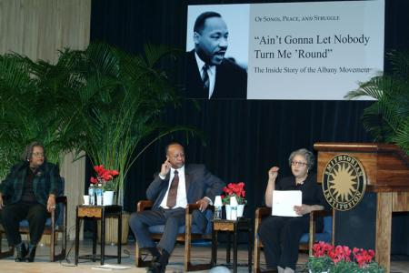 A Tribute to Dr. Martin Luther King, Jr.: Of Songs, Peace, and Struggle