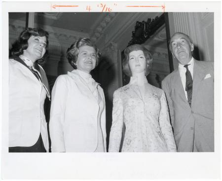 Betty Ford Donates Dress to First Ladies Collection