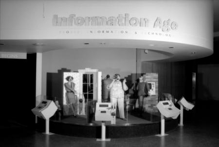 """Information Age: People, Information and Technology"" Exhibition at National Museum of American Hist"