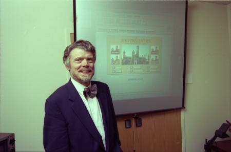 Smithsonian Institution website launch with Peter House, chief analyst and director of the Policy Re