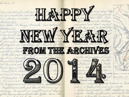 Happy New Year from the Archives!