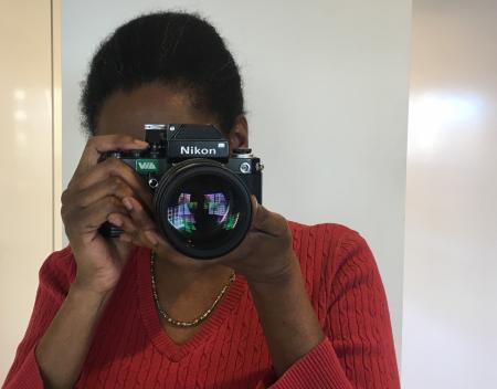 Field Book Project Digital Imaging Technician Mignonette (Mig) Dooley Johnson.