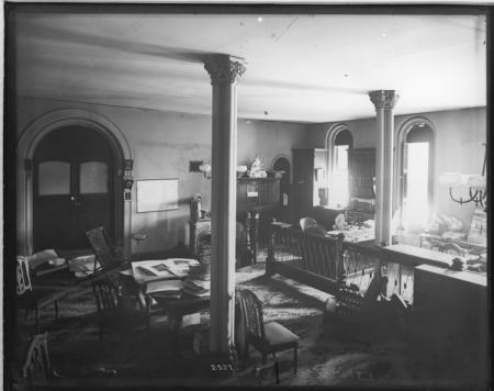 Office in East Range of Smithsonian Institution Building, or Castle