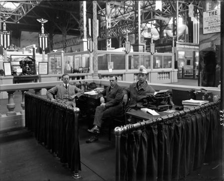 Bureau of Mines Exhibit at the Panama-Pacific International Exposition, San Francisco, California, 1