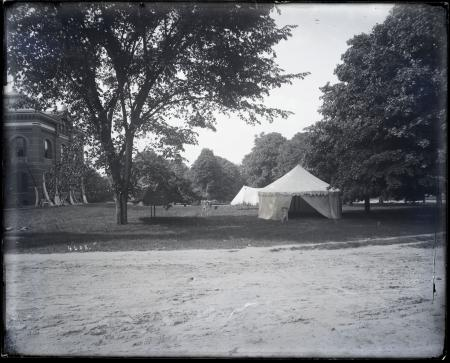 George Washington's Campaign Tent