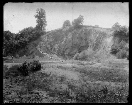 The Old Quarry in the Valley of Rock Creek