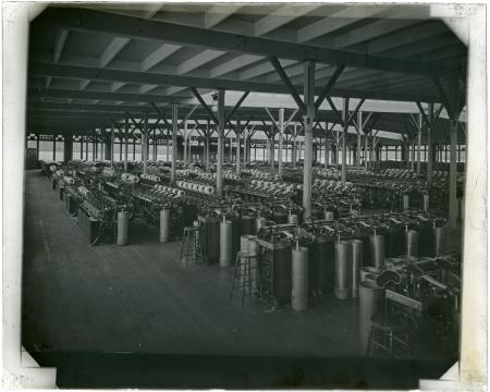 Photograph of Textile Mill